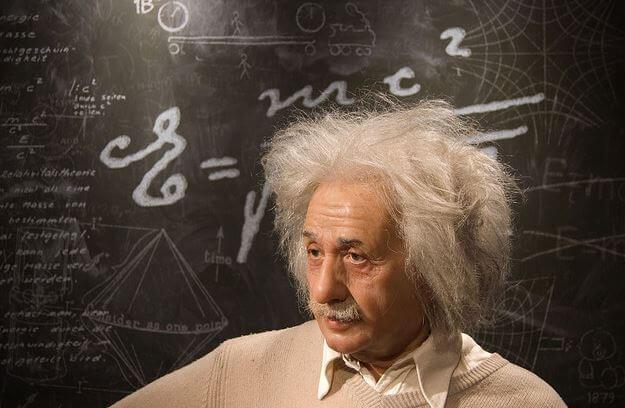 Das Genie Albert Einstein