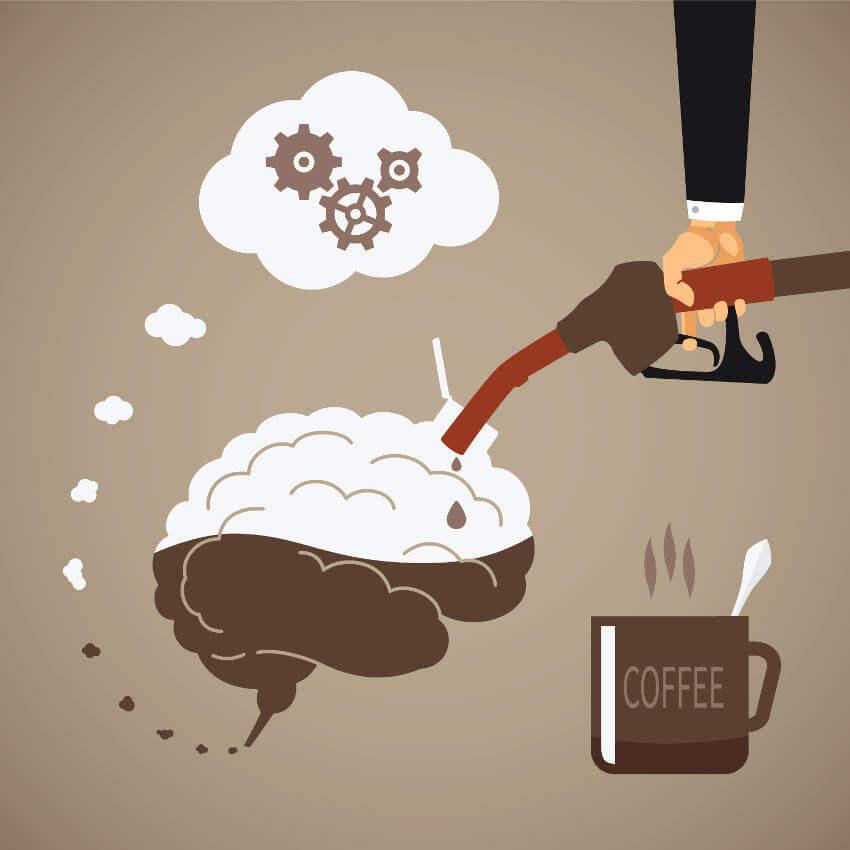 Koffeinn kognitive