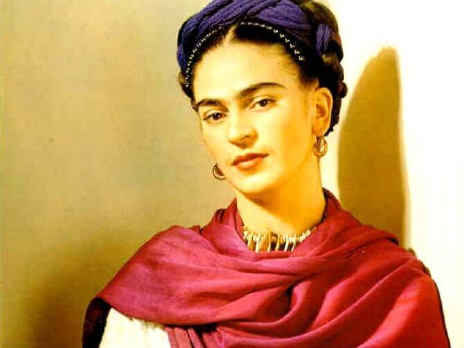 17 Sätze der unglaublichen Frida Kahlo