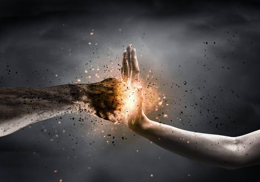 Zorn durch Mitgefühl ersetzen