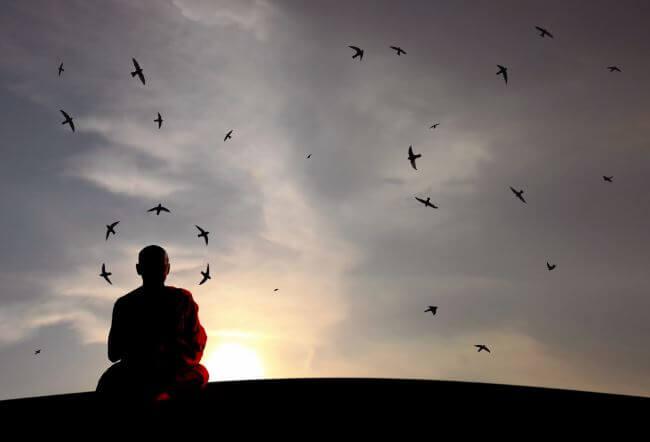 Buddhistischer_Mönch