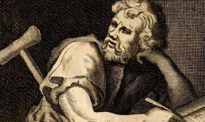 Epiktekus, ein Weise aus der Antike
