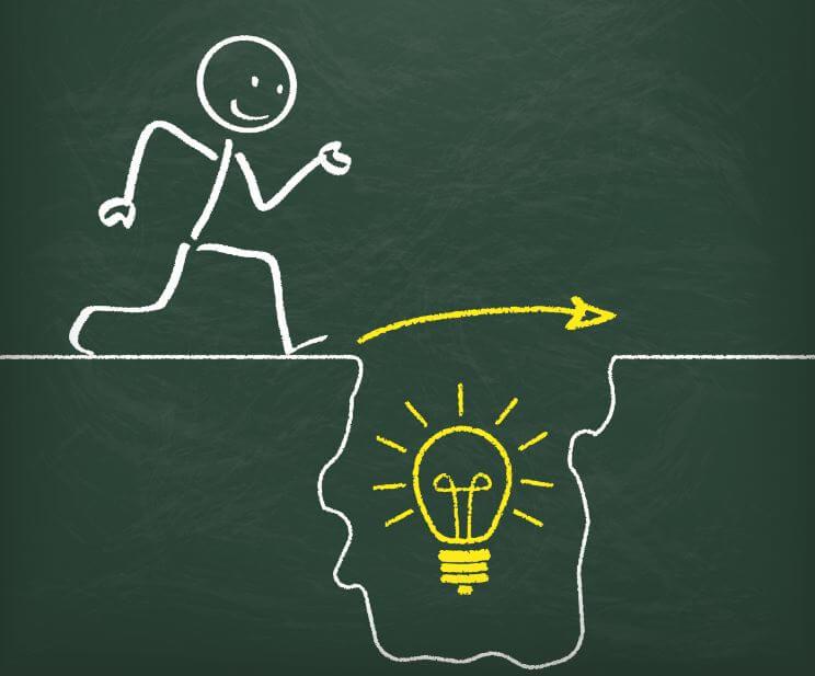 Fünf mentale Fähigkeiten, um erfolgreich zu sein