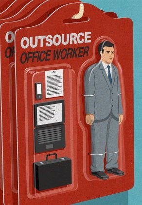 outsourceworker