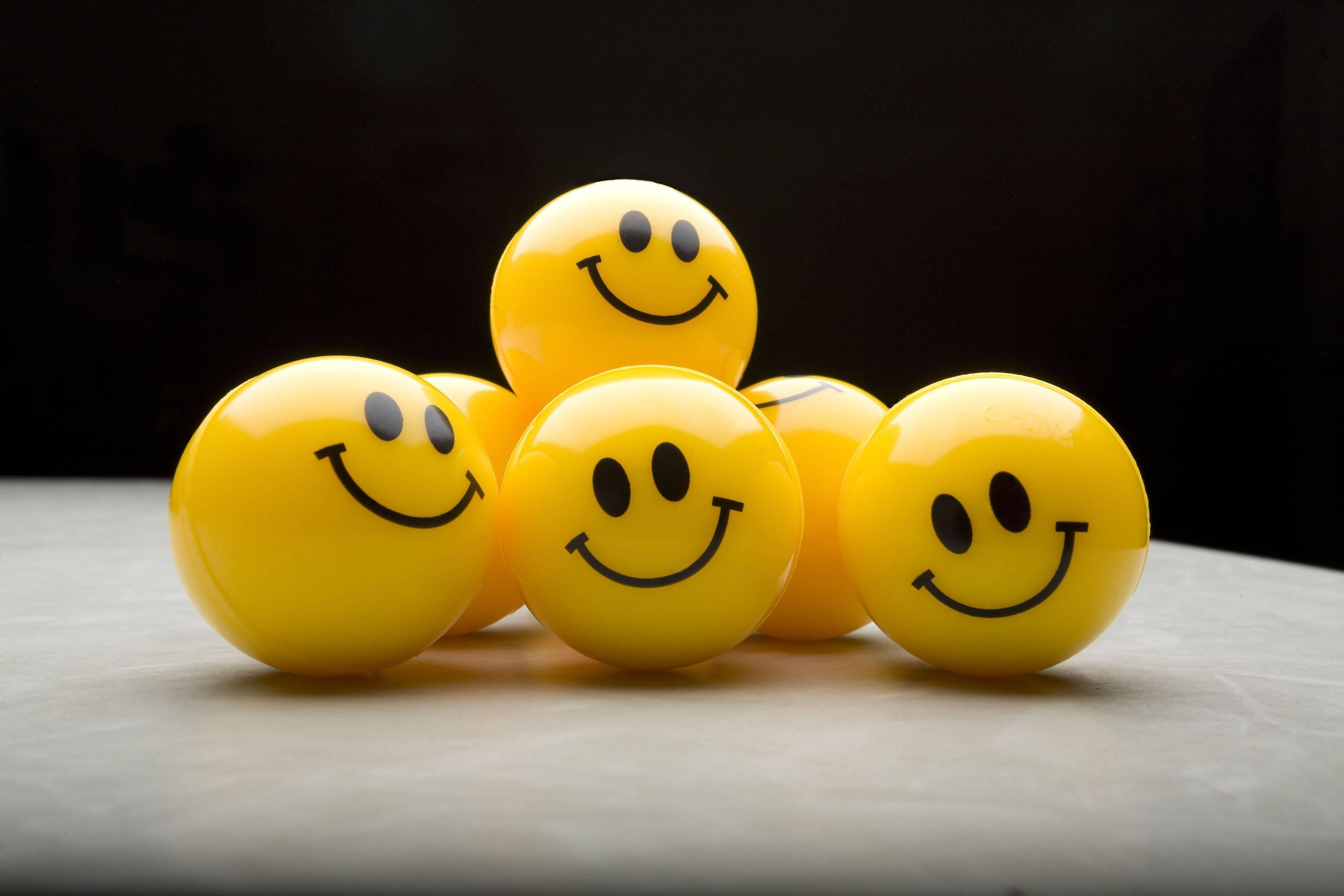 Die 33 besten positiven Gedanken
