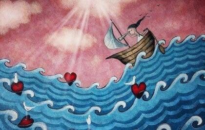 Auf der Suche nach der wahren Liebe