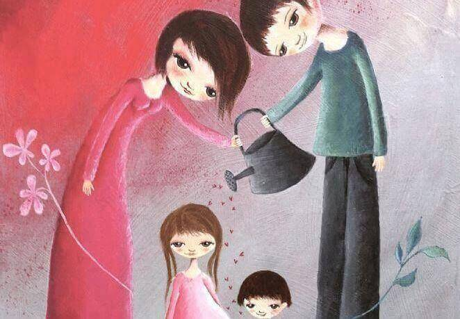 Die 15 Prinzipien von Maria Montessori, um glückliche Kinder zu erziehen