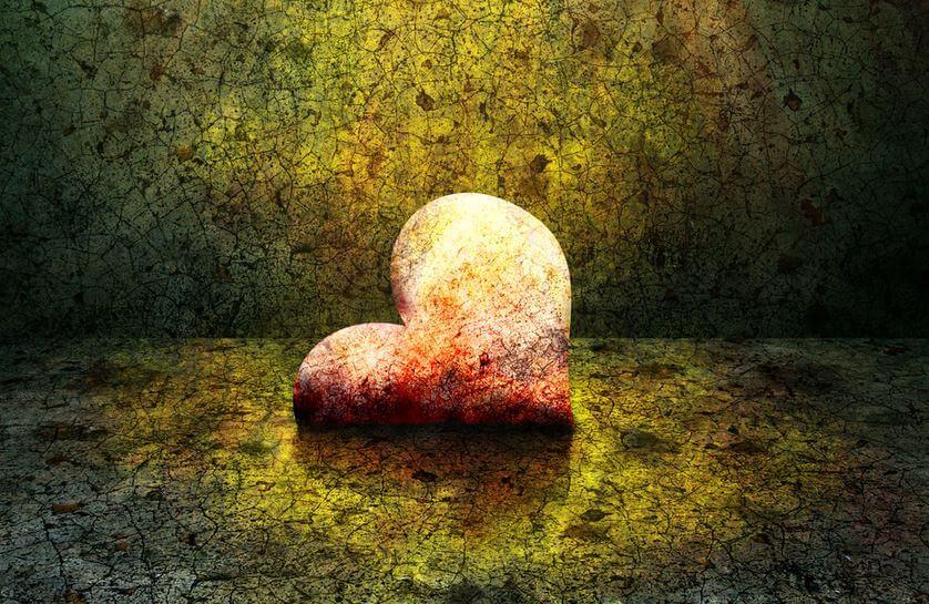 Wahre Liebe erscheint nicht einfach, man baut sie auf
