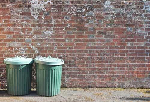 Die Metapher vom Mülleimer