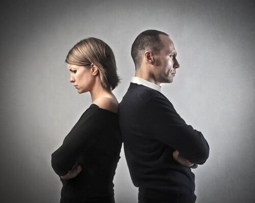 Gründe, warum unglückliche Paare zusammenbleiben