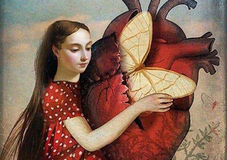 Lieber allein als eine unglückliche Liebe zu leben