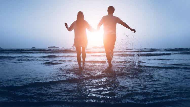 Liebe, um zu lieben, nicht, um geliebt zu werden