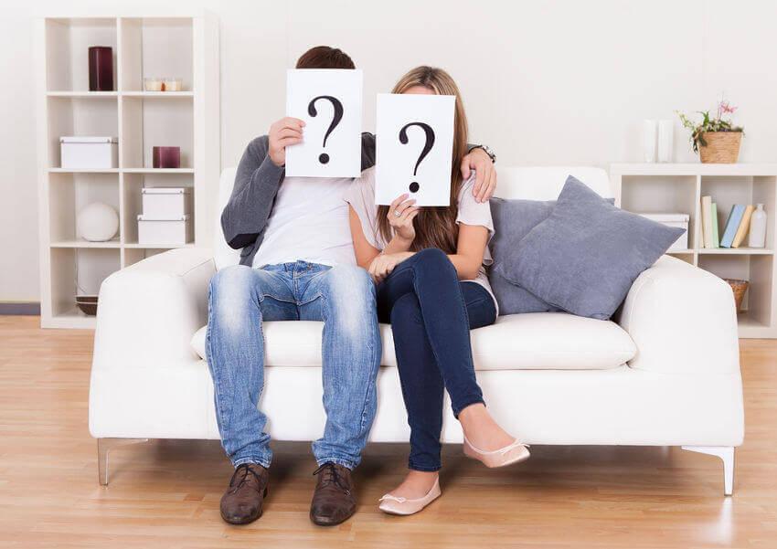 Was tun, wenn Sie sich über eine Beziehung nicht sicher sind?