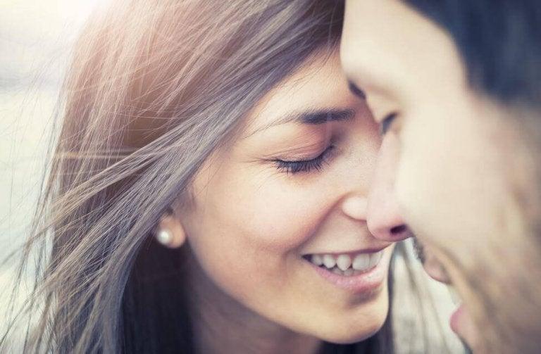 Intimität ist das Fundament einer Beziehung