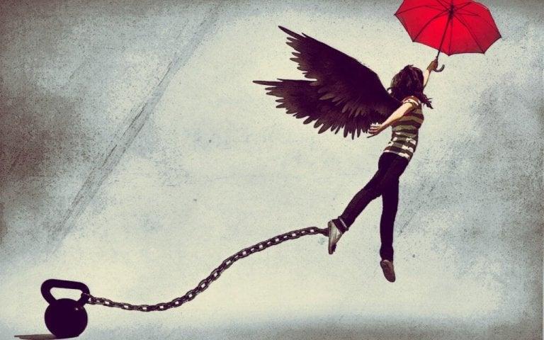 Persönliches Wachstum - Stutze mir die Flügel nicht