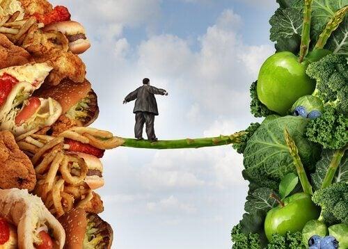 Der Zusammenhang zwischen Stress und schlechter Ernährung