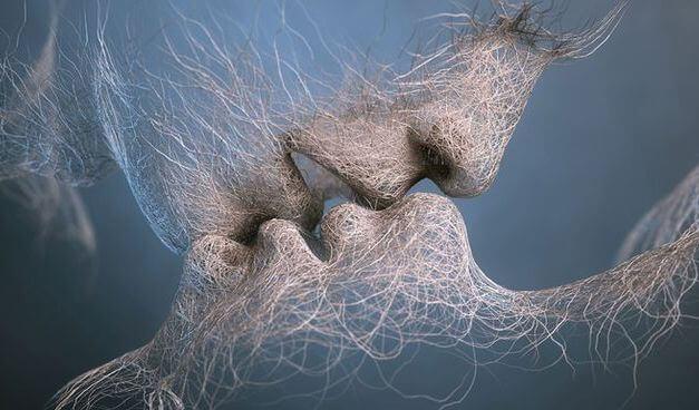 Wenn du dich verliebst, suche nicht nach Erklärungen, sondern lass die Liebe über dich kommen