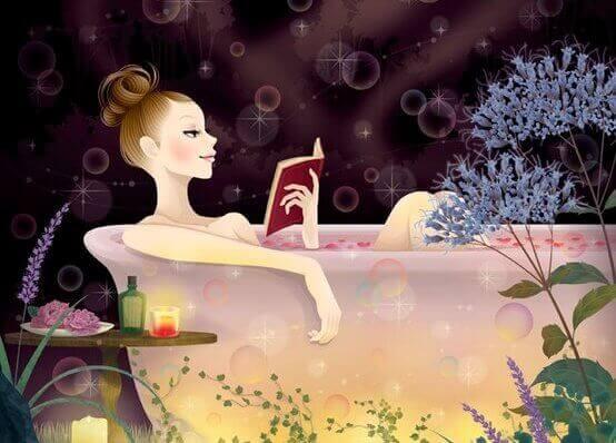 Lesen heißt nicht leben, aber es bietet einen Weg, ins Leben zurückzukehren