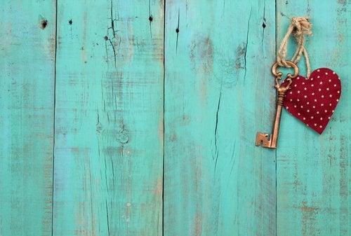 Ein Schlüssel zum Glück? Jeder muss seinen eigenen finden!