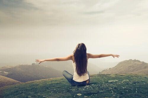 Stelle dir nicht nur vor, wie du lebst, sondern lebe deine Vorstellungen auch aus