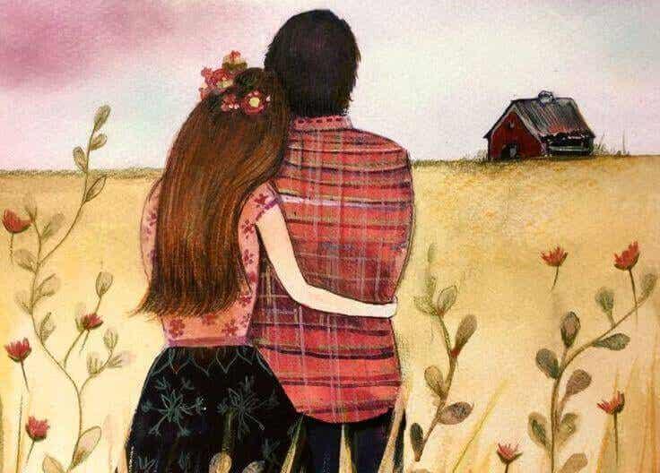 Die Liebe einer Frau - Ich lebe für dich, aber ich habe auch noch ein eigenes Leben