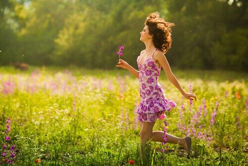 Der kürzeste Weg zum Glück beginnt mit einem Lächeln