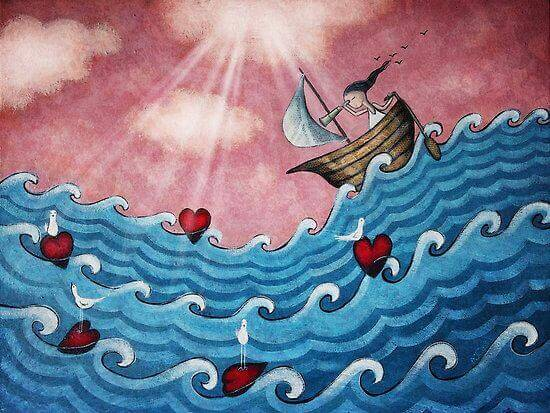 Dein Herz ist frei... habe den Mut, ihm zuzuhören