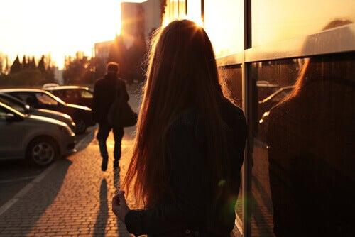 Ich verlasse dich, weil ich dich liebe