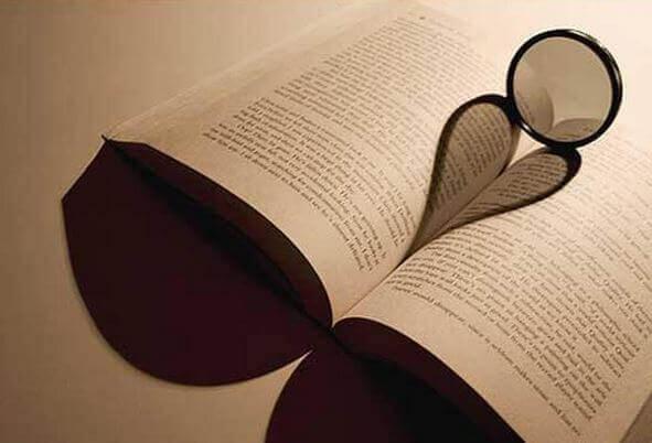 Buch-mit-Lupe