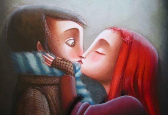 Eine Liebe, um die man betteln muss, ist keine Liebe