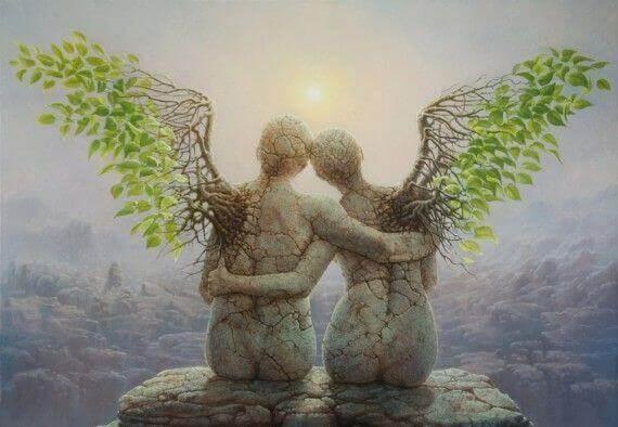 Das Beste, was man für sein Herz tun kann, ist, anderen zu helfen, wieder aufzustehen