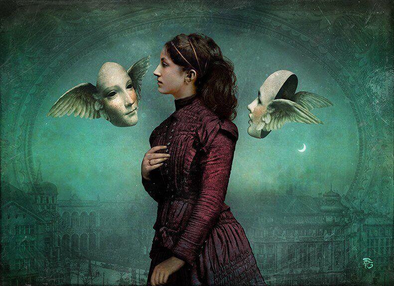 Fliegende-Masken