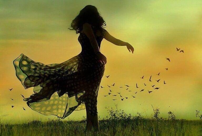 Freie Frau