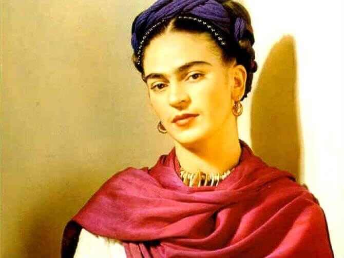 Frida-Portait