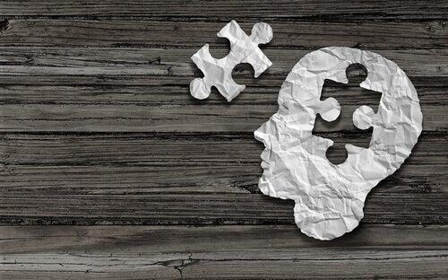 Geistiges Puzzle