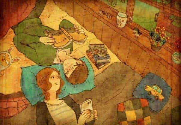 Die Psychologie der Anziehungskraft: Was verbindet uns mit unseren Liebsten?