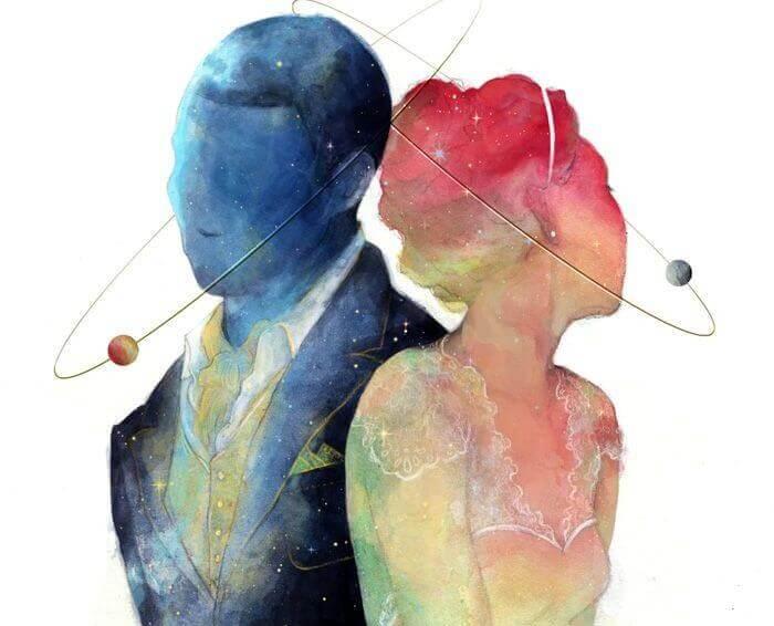 Planetenpaar