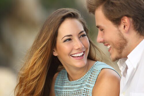 Kommunikation in der Beziehung funktioniert, weil ein Gefühl der Verbindung besteht