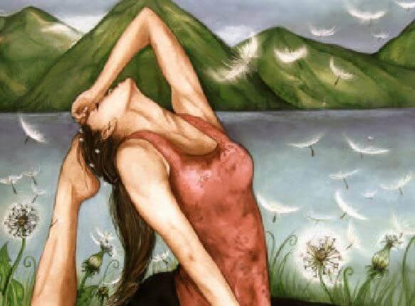 Yoga-und-Berge