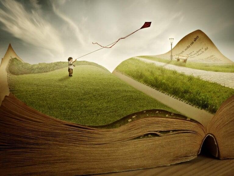 Kindern das Denken beibringen bedeutet, sie fördernden Reizen auszusetzen - Büchern zum Beispiel