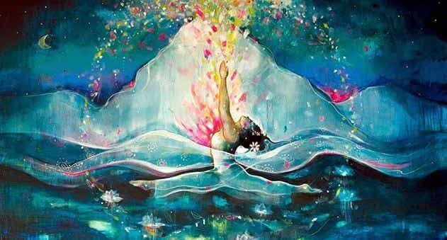 Das Herz einer reifen Frau ist ein mystischer Ort voller Geheimnisse