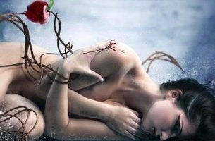 Liebe kann wehtun, aber sie kann auch Schmerzen heilen.