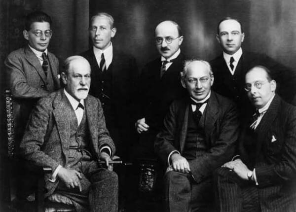 Freud und Freunde