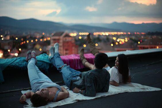 Freunde-am-Abend
