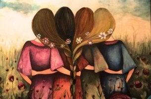 Neue Menschen kennenlernen und Freundschaften pflegen