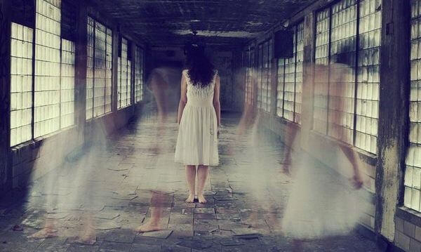 Geisterfrau