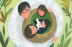 Familienaufstellungen - Liebende Familie