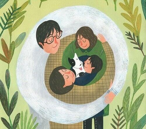 Wie funktionieren Familienaufstellungen?