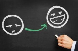 Motivation finden - vom traurigen zum lachenden Smiley