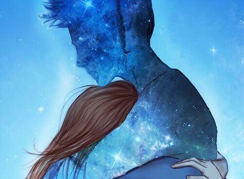 Universum-Umarmung